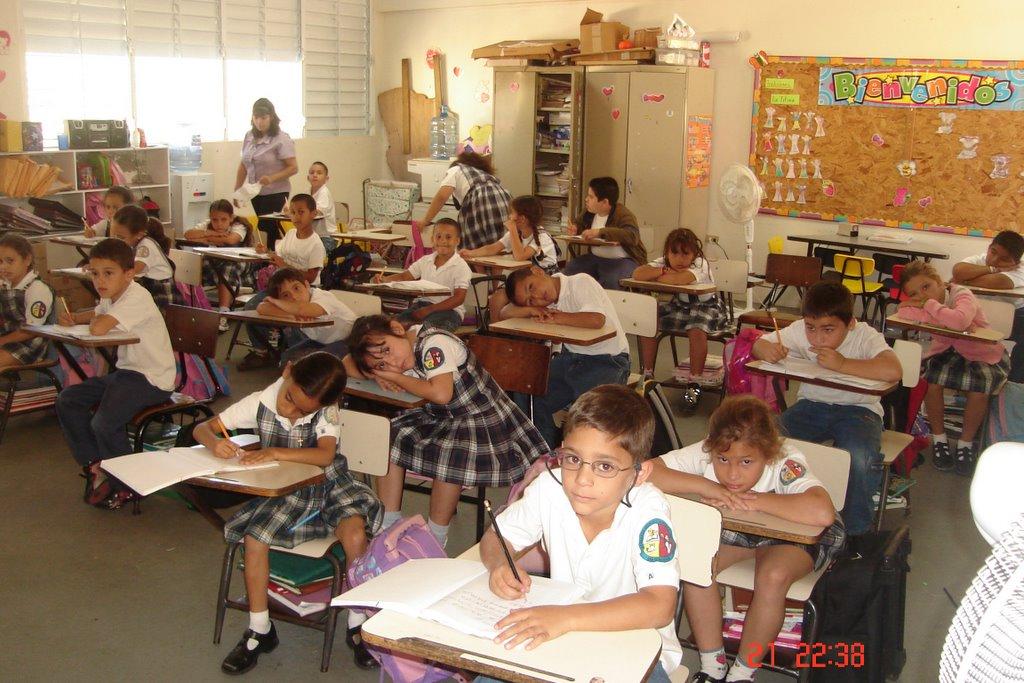 la disciplina en la sala de clases:
